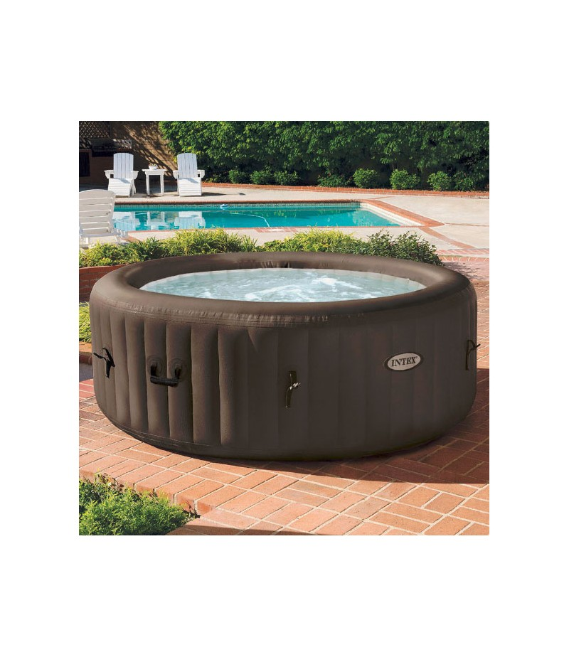 piscina idromassaggio 4 posti intex jet massage spa