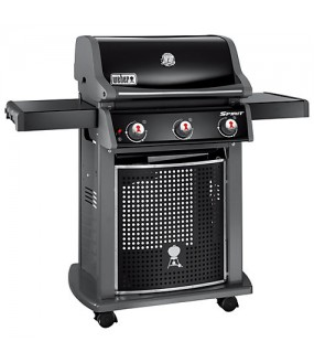 BARBECUE A GAS SPIRIT CLASSIC E-310 BLACK WEBER