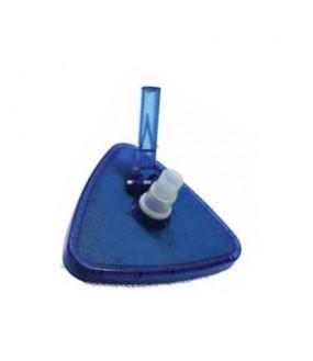 Aspiratore fondo manico girevole per tubi Ø 32 e 38 mm