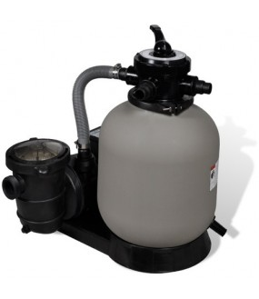 Pompa filtro sabbia