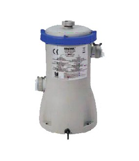 Pompa filtro filtraggio e riciclo acqua
