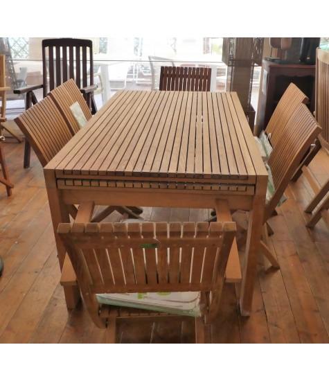 tavolo allungaile in legno