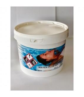 Cloro granulare 5 Kg 55%